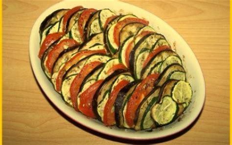 recette tian de legumes facile