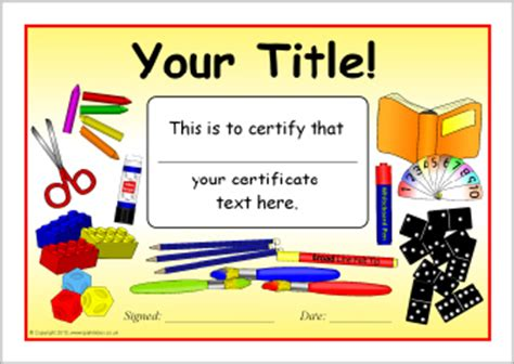 editable certificate template task list templates