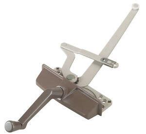 truth hardware  lh entrygard dual arm operator   ebay