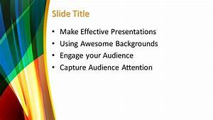 Background Of Powerpoint Presentation Free Download Free Color Powerpoint Template Free Powerpoint Templates