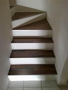 Teppich Auf Treppe Verlegen : treppe mit vinyl bekleben excellent elegant vinyl bodenbelag verlegen with treppe mit vinyl ~ Orissabook.com Haus und Dekorationen