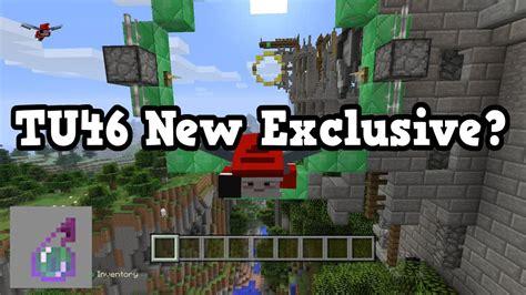 minecraft xbox 360 ps3 tu46 new elytra course console