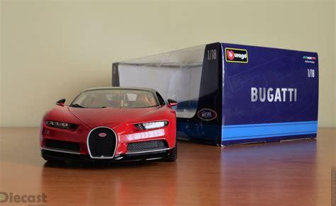 bburago 1 18 bugatti chiron unboxed xdiecast