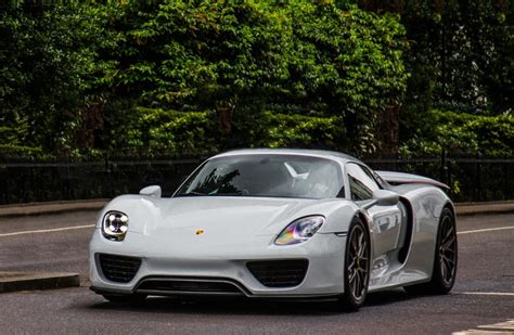 This Is An Amazing Small Sports Car, It's Called Porsche