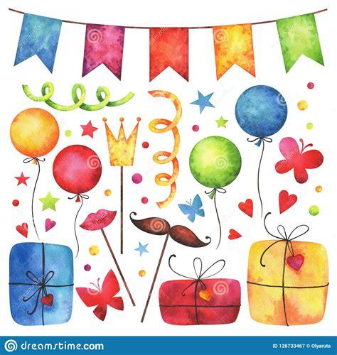 clipart buon compleanno se di clipart partito di buon compleanno dell