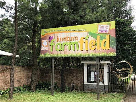 kuntum nurseries farmfield tempat wisata alam  anak
