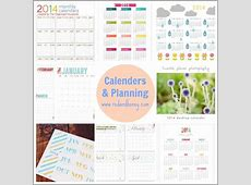 100 Fantastic Free Printables Everything from Calendars