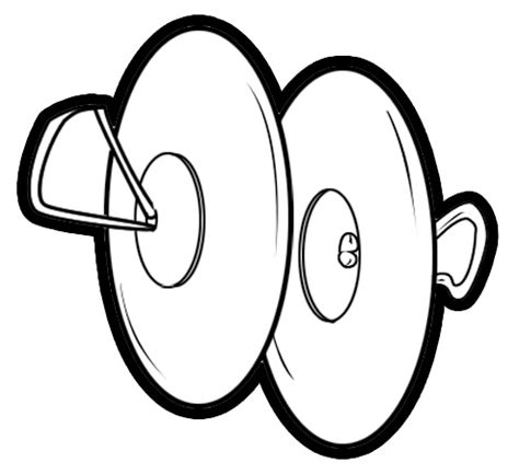 cymbal  clipart