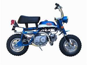 Circa 1971 Honda Z50 K2 Mini