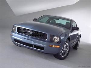 2007 Ford Mustang Coupe Specifications  Pictures  Prices