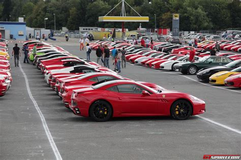 R.ferri motorsport also provides technical, racing, and logistical support for 6 ferrari 458s that take part in the north american ferrari challenge along with other exclusive customer track events. Over 700 Ferraris Gather at Ferrari Racing Days 2013 ...