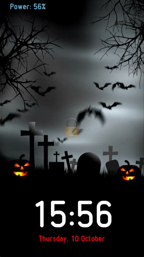 halloween lock screen wallpapers festival collections