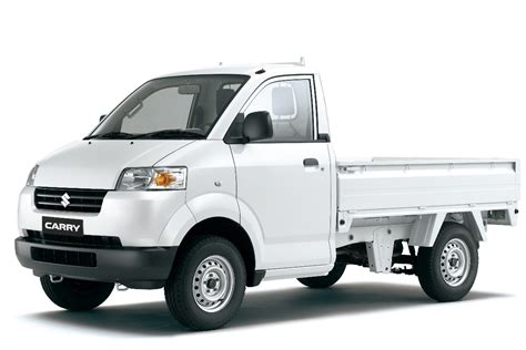 Suzuki Mega Carry Photo by Carry Up