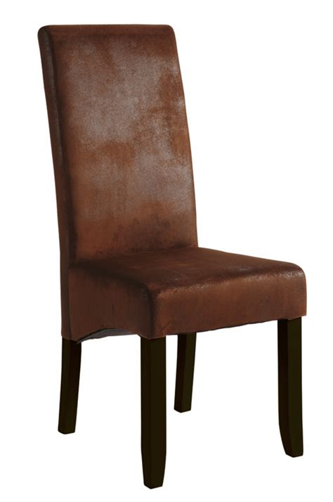 chaises s jour chaise sejour sagua marron fonce vintage