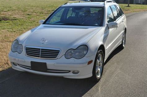 sell   mercedes benz  sport wagon  knoxville