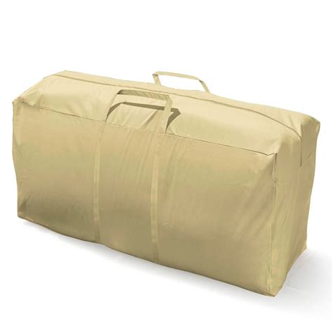 mr bar b q premium cushion storage bag