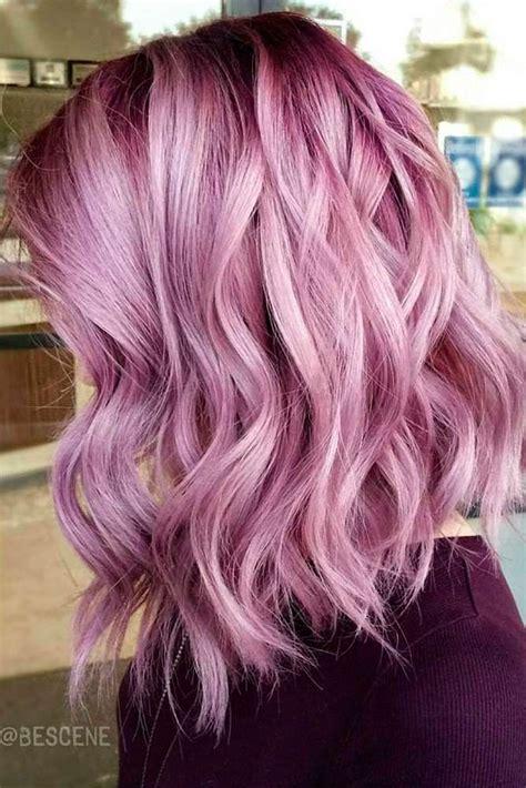 Best 25 Cute Hair Colors Ideas On Pinterest Trending