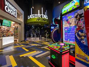 Main Event entertainment complex opens Tuesday in Avon ...