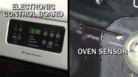 electric range oven repair   works youtube