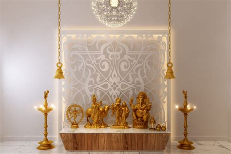 Led Lights For Prayer Room by 8 Essential Elements Of Traditional Indian Interior Design