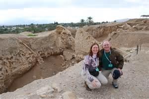 Rahab of Jericho Ancient City Wall