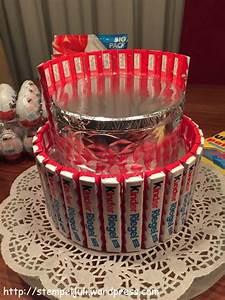 Duplo Torte Basteln : die besten 25 ferrero kinderschokolade ideen auf pinterest schokoriegel strau ~ Frokenaadalensverden.com Haus und Dekorationen
