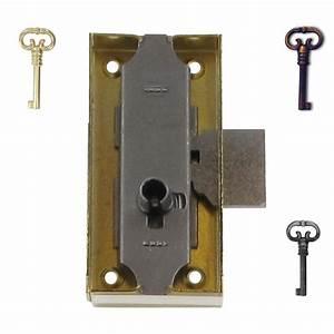 Serrure De Meuble : serrure de meuble axe 20 mm gauche acier laitonn lot de 2 ~ Melissatoandfro.com Idées de Décoration