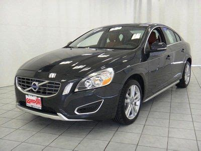 find  volvo cert    fwd sport appearance pkg leather sunroof heated seats  silver