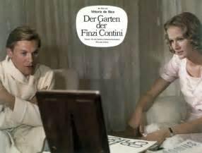 Der Garten Der Finzi Contini by Der Garten Der Finzi Contini Dvd Oder Leihen
