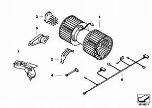 Original Parts For E46 316ci M43 Coupe    Heater And Air