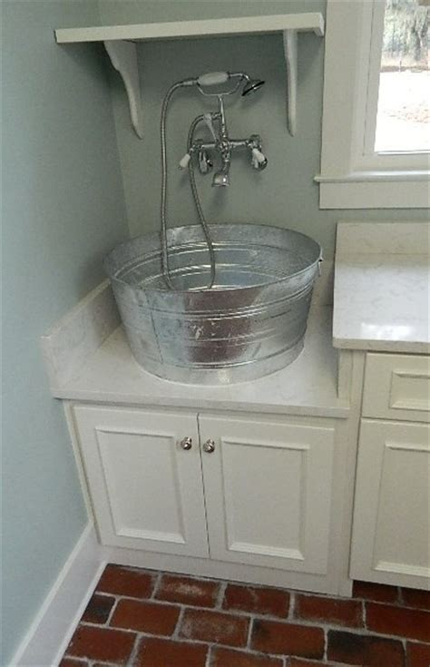 Best Sink Material For Laundry Room by Gorgeous Laundry Sinks Convention Other Metro Farmhouse