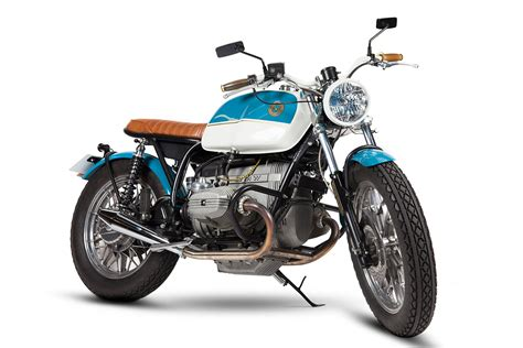Maria Motorcycles Rescues A Bmw R100 Rs