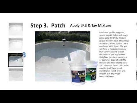 step  step swimming pool repair fiberglass inground
