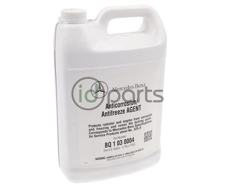 Mercedes Antifreeze by Antifreeze For Mercedes The Mercedes