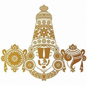 Buy Attractive Tirupati Balaji sticker for your Car