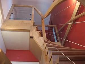 Escalier Sur Mesure Prix : fabrication escalier bois sur mesure toulouse st phane ~ Edinachiropracticcenter.com Idées de Décoration