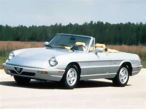 how to learn all about cars 1993 alfa romeo 164 on board diagnostic system 1993 alfa romeo spider specs safety rating mpg carsdirect