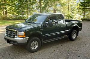 Find Used 2000 Ford F250  4x4  Lariat  7 3 Turbo Diesel  Low Miles In Olympia  Washington