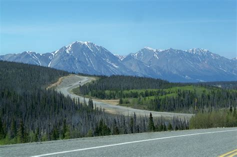 Backroads with Barb and Bill: Alaska Highway, Haines Junction, Yukon to Delta Junction, AK