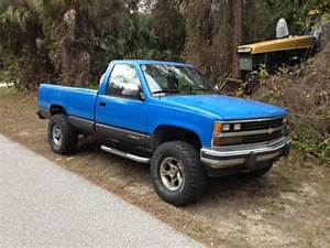 Find Used 1988 Chevy 2500 4x4 383 Engine In Sarasota  Florida  United States  For Us  2 000 00