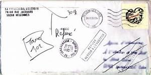 Poids Courrier Timbre : une lettre de 30 g affranchie pour 50 g tax pour son poids de 30 g les z 39 ed ~ Medecine-chirurgie-esthetiques.com Avis de Voitures