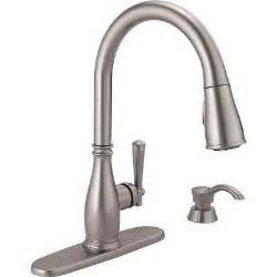 pulldown kitchen faucets pull faucets kitchen faucets the home depot