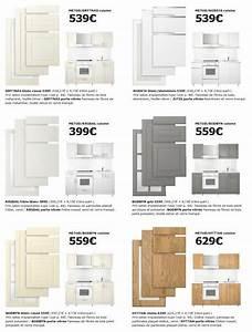 Facade Meuble De Cuisine : facade meuble cuisine ikea home design nouveau et ~ Edinachiropracticcenter.com Idées de Décoration