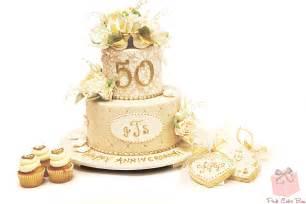 vintage 50th anniversary cake celebration cakes