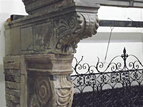camino antico camino antico toscano in pietra lacole dettaglio
