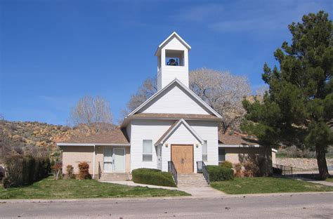gunlock church  school  gunlock utah