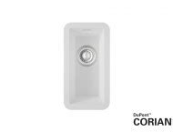 Dupont Corian Sink 809 by Sinks Baths Showers Counter Production Ltd