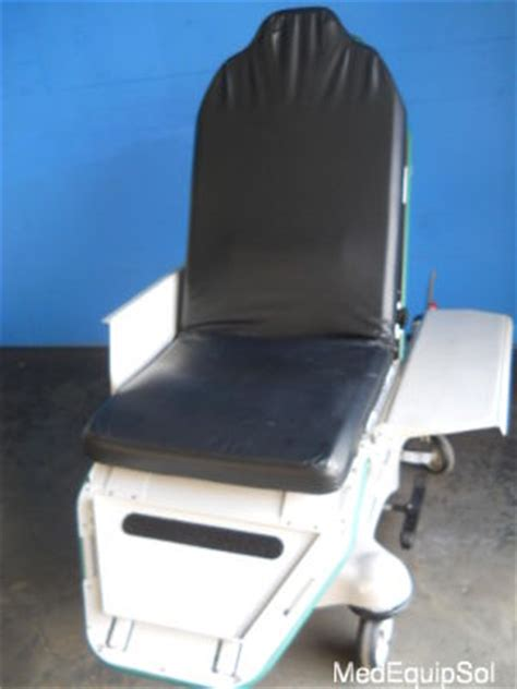 Stryker Chair by Used Stryker 5050 Stretcher Chair Stretcher For Sale