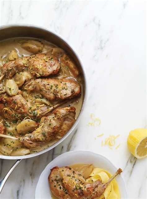 ricardo cuisine com lapin au citron et au parmesan ricardo