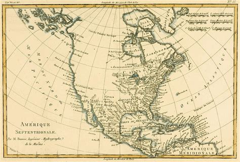 antique map  north america drawing  guillaume raynal